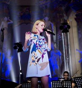 Monika Linkytė surengė nepamirštamą koncertą Vilniuje: gerbėjai scenoje sulaukė staigmenų