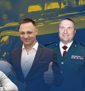 Kauno policijos korupcijos skandalo užkulisiai: pavaldinio šantažas, pakišti šoviniai, bandymai susidoroti