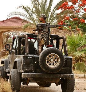 JT: varžovai Libijoje sutarė grįžti prie ugnies nutraukimo derybų