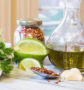 Renkamės aliejų: koks sveikiausias, kuris tinka kepimui, virimui ir salotoms