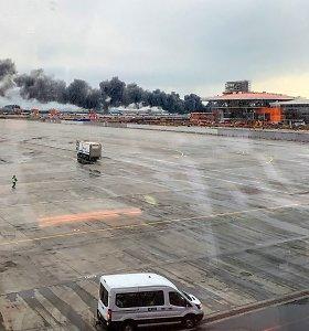 Tyrėjaipaskelbė lainerio SSJ-100 katastrofos Maskvoje tyrimo pirmąsias išvadas: kokios jos?