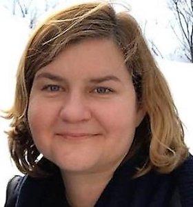 Lina Baltrukonienė: Laisvę kalbai!