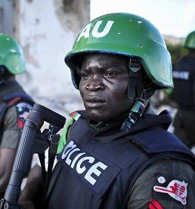 Nigerijoje užpuolikai pagrobė mokykloje šešias mergaites ir du darbuotojus