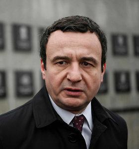 Kosovo vyriausybė neatlaikė balsavimo dėl nepasitikėjimo