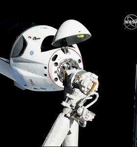 Jau ateinančių metų pradžioje JAV turėtų atsikratyti kosminės priklausomybės nuo Rusijos