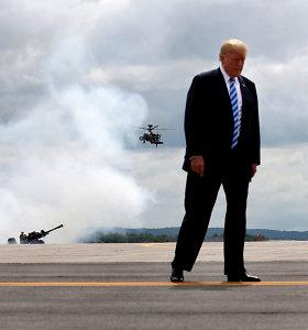 Nepaprastoji padėtis JAV: kodėl, kaip ir kas toliau?