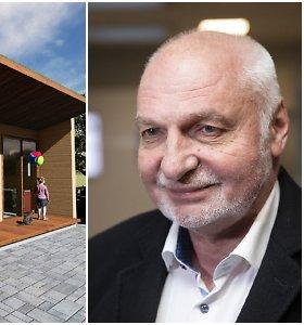 Į Europos Parlamentą neišrinktas V.Mazuronis žada grįžti prie architektūros, steigs įmonę