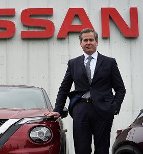 """Nissan"""": """"Brexit"""" be susitarimo sukeltų grėsmę automobilių gamintojos ateičiai Europoje"""