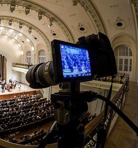 Skaitmeninės koncertų salės naujiena – edukacinės laidos