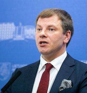 V.Šapoka: neradus papildomų biudžeto pajamų šaltinių, mažinsime išlaidas