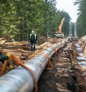 """""""Amber Grid"""" laimėjo ginčą su """"MT Group"""" dėl dujotiekio konkurso"""