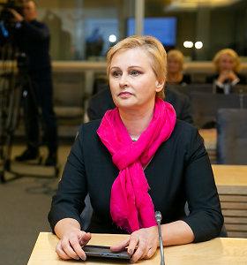 VRK panaikino kandidatų į Seimą V.Gapšio, R.Janutienės ir D.Štraupaitės neliečiamybę