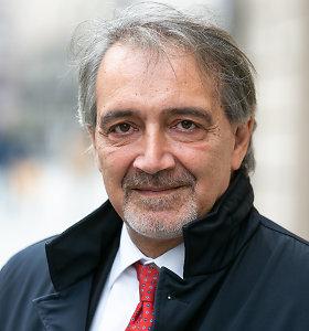 """Raudonojo Kryžiaus vadovas F.Rocca: """"Pabėgėliai – ne ginklas ar prekė, o žmonės"""""""
