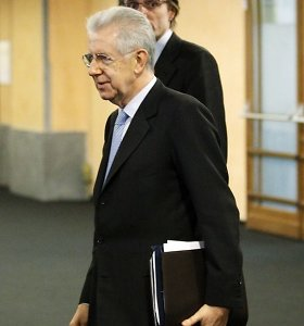Buvęs Italijos premjeras Mario Montis: Lietuva gali stiprinti ES konkurencingumą