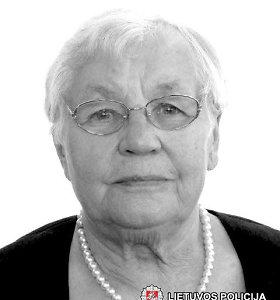 Išėjusi grybauti senolė dingo: policija prašo pagalbos