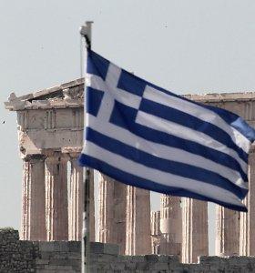 Pietų Graikijoje rasti du senoviniai neišplėšti kapai
