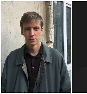 """Šiuolaikinės dramaturgijos konkurso """"Versmė"""" laimėtojai – V.Suncovas ir M.Gricmanis"""