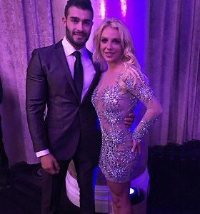 Britney Spears ir jos vaikinas – 13 metų jaunesnis modelis Samas Asghari