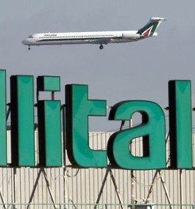 """Didžiosios Britanijos """"easyJet"""" negelbės bankrutavusios """"Alitalia"""""""