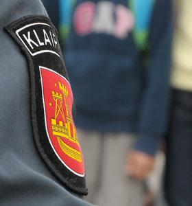 Klaipėdos krašte rastas, įtariama, nusižudęs 39 metų vyras