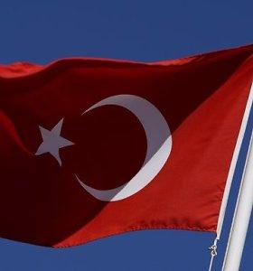 ES susitarė imtis priemonių prieš Turkiją dėl dujų gręžinių prie Kipro