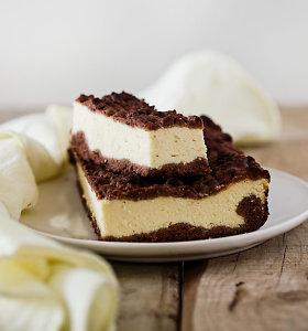 10 skanėstų su kakava: nuo klasikinio pyrago iki nėriniuotų blynų