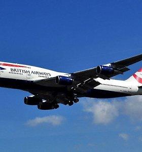 """""""British Airways"""" gali aukcione parduoti meno kūrinių, kad pritrauktų reikalingų lėšų"""