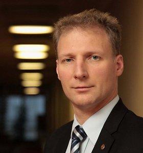 Kęstutis Jankauskas atšaukiamas iš ambasadoriaus NATO pareigų