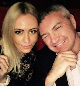 Renata Klimaitytė ir Sergejus Vasilkovas