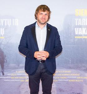 B.Vanagas: kalbėdami kino kalba galime stiprinti ir Lietuvos, ir regiono saugumą