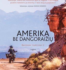 """Eglės Gerulaitytės """"Amerika be dangoraižių"""" apžvalga – kai namai yra visas pasaulis"""