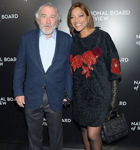 Robertas De Niro ir Grace Hightower