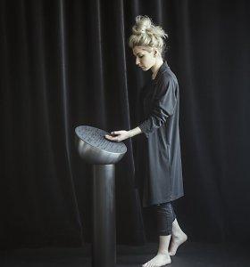 Konkurse įvertintos jaunosios dizainerės projektą įkvėpė pojūčių srautas
