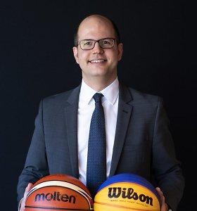 Naujuoju FIBA generaliniu sekretoriumi tapo graikas