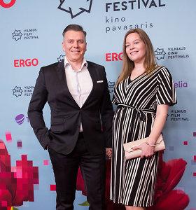 Gretė Smičiūtė ir Aleksandras Brokas