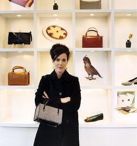 Niujorko dizainerė Kate Spade