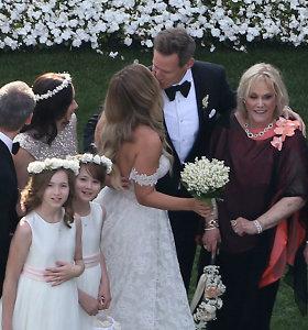 Trevoro Engelsono ir Tracey Kurland vestuvės