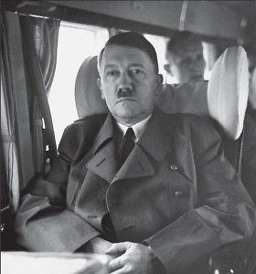 Hitlerio dantys ir kaukolė Maskvoje: kodėl neleidžia atlikti DNR tyrimo?