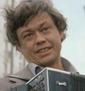 Mirė Rusijos teatro ir kino legenda Nikolajus Karačencovas