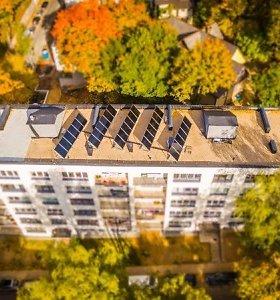 Guminės stogų dangos – ilgaamžė investicija mąstantiems šiuolaikiškai
