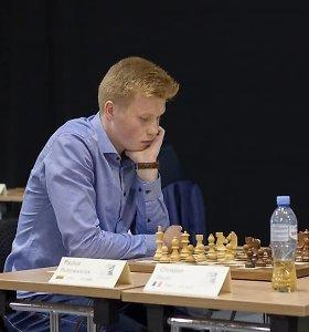 Jauniausio Lietuvos istorijoje šachmatų didmeistrio ateitį nuspėjo mama