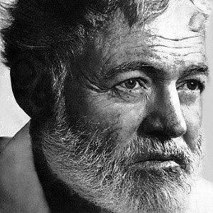 Rašytojas E. Hemingway'us