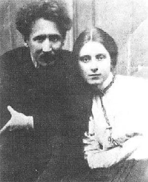 Mikalojus Konstantinas Čiurlionis ir Sofija Kymantaitė-Čiurlionienė