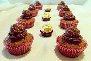 """Ferrero Rocher"" keksiukai (Rūtos K. receptas)"