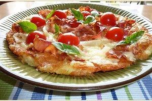 Bulvių pica (Helenos J. receptas)