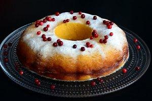 Moliūginis varškės pyragas (Editos A. receptas)