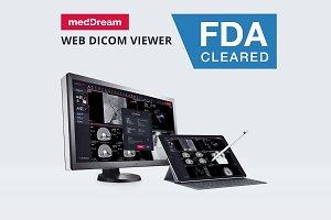 """Diagnostikai naudojamas medicininių vaizdų peržiūros įrankis """"MedDream"""""""