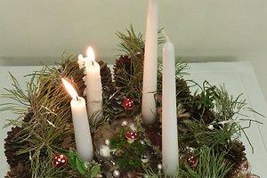 Jurgitos T. (Vilnius) kalėdinė dekoracija