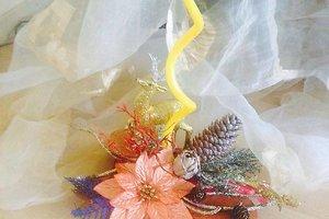 Gabijos B. (Molėtai) kalėdinė dekoracija