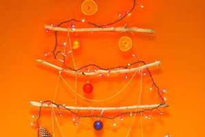 Helenos J. kalėdinė dekoracija